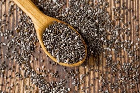 nasiona chia omega3 wapń właściwości dieta