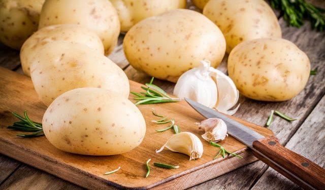 ziemniaki sposób przyrządzenia wartości odżywcze