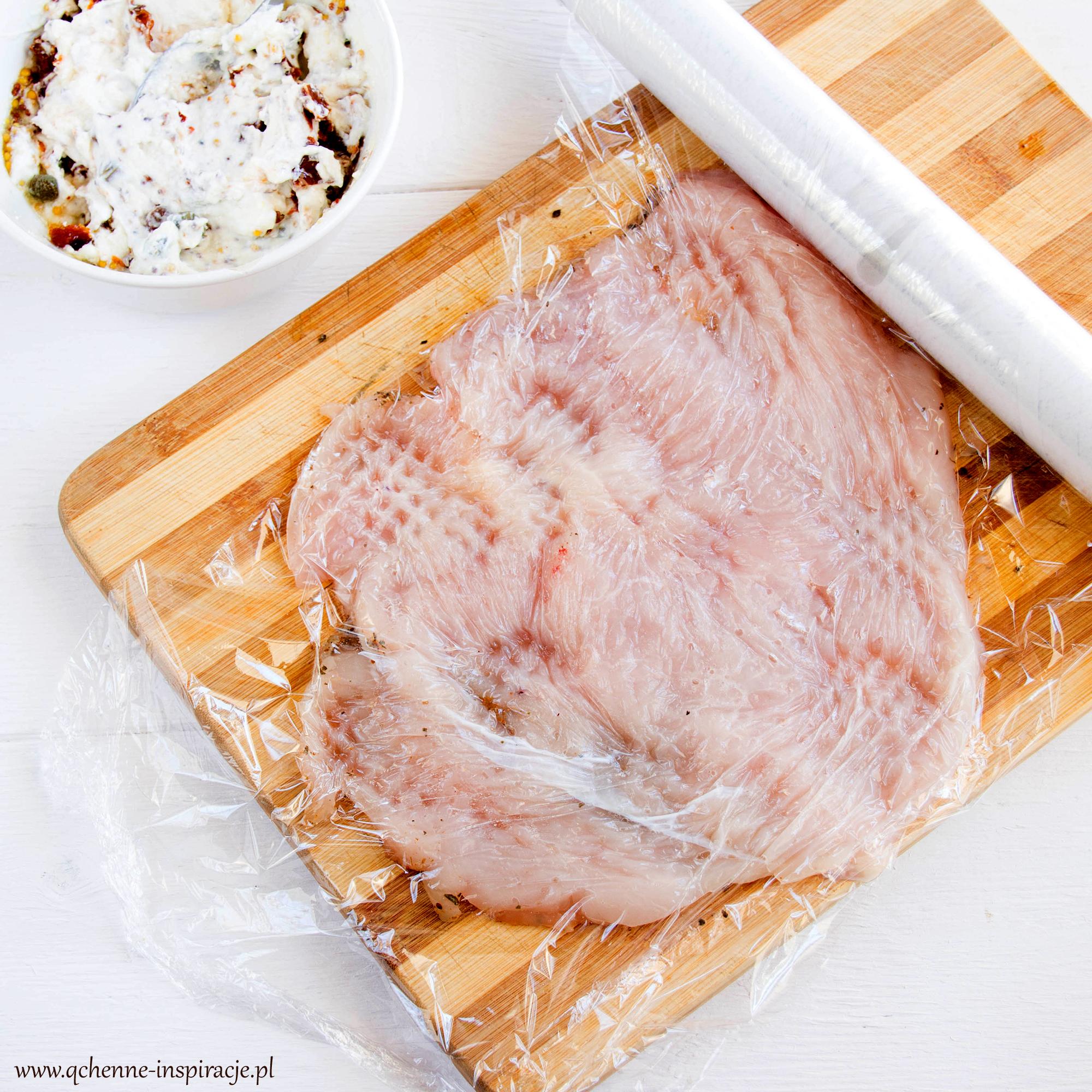 przepisy wielkanocne dietetyczne fit z kurczaka w sosie