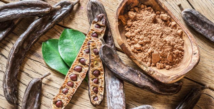 Karob składnik zdrowej diety