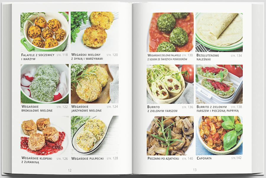 przepisy wegańskie i wegetariańskie