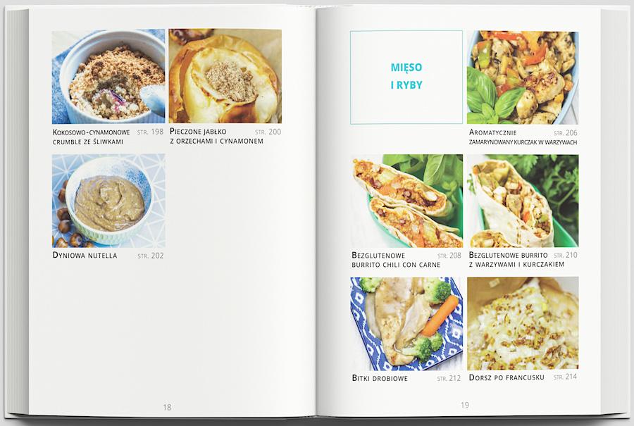 przepisy wegańskie i wegetariańskie mięso i ryby
